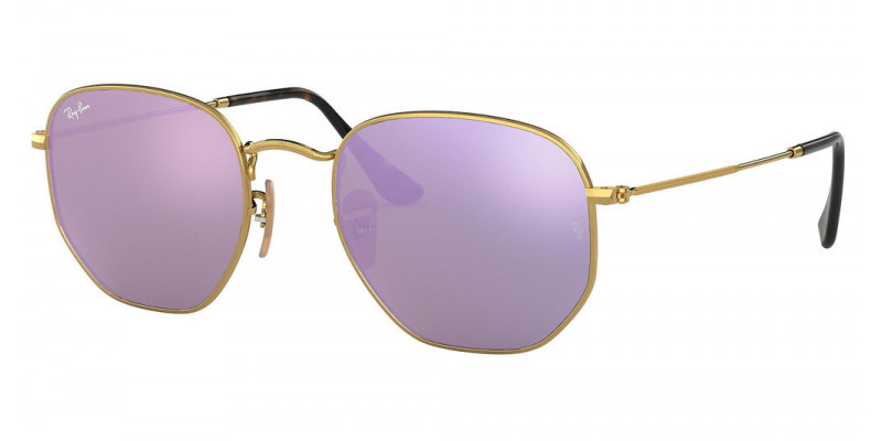 Ray-Ban RB3548N HEXAGONAL 001/80