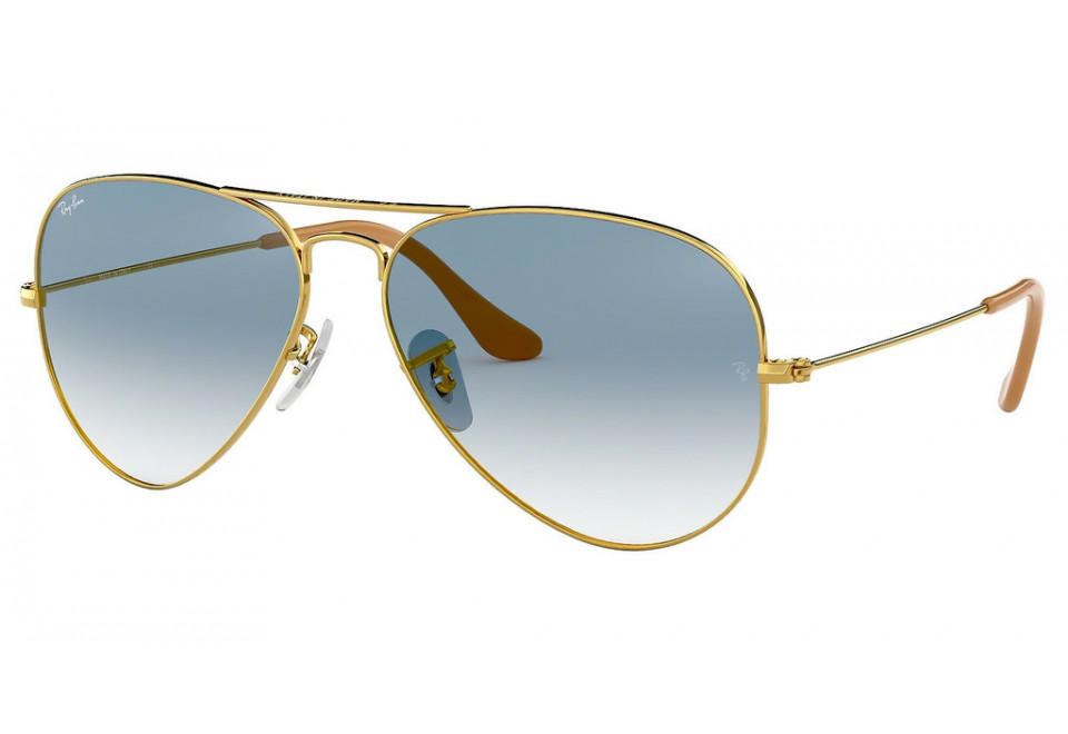 Ray-Ban RB3025 AVIATOR LARGE METAL 001/3F