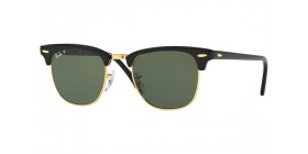 CLUBMASTER RB3016 901/58 POLARIZED