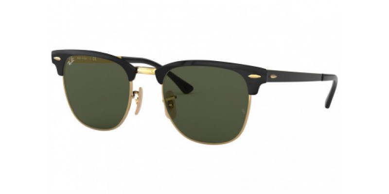 Ray-Ban CLUBMASTER METAL RB3716 187/58 POLARIZED