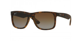 JUSTIN CLASSIC HAVANA COLLECTION RB4165 865/T5 POLARIZED
