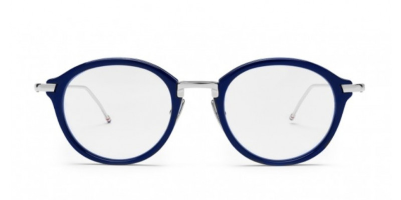 TB011 NVY/SLV optical