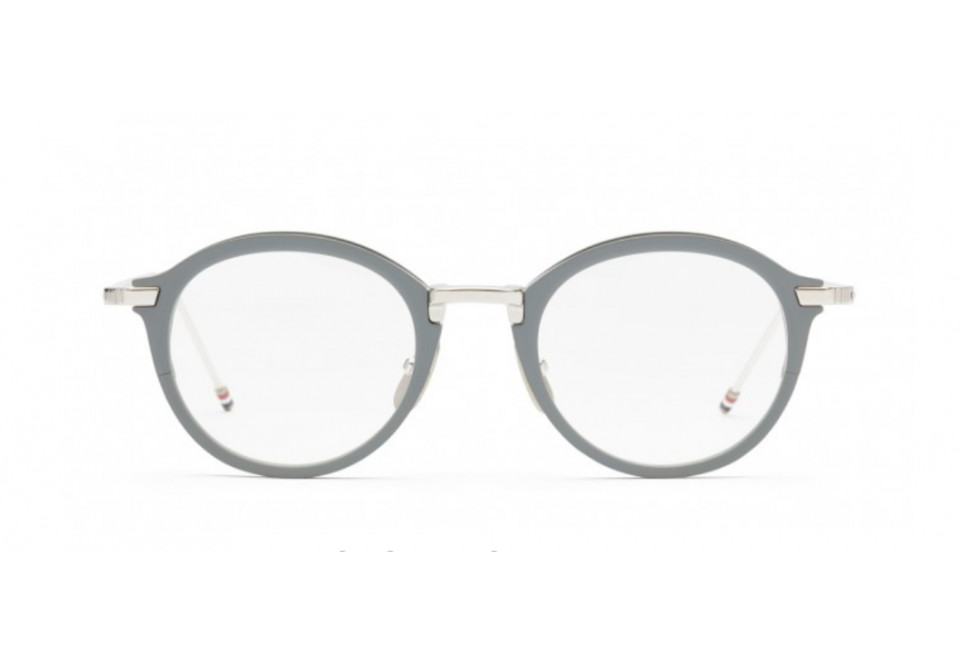 THOM BROWNE TB 110 GRY/SLV optical