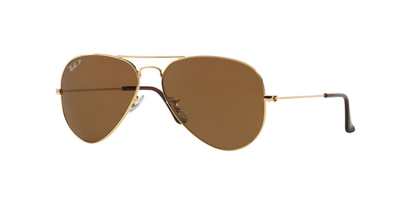 Ray-Ban AVIATOR CLASSIC RB3025 001/57 POLARIZED
